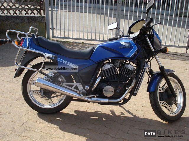 1987 Honda  VT500 Motorcycle Motorcycle photo