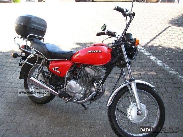 1981 Honda  CM 185 T Motorcycle Chopper/Cruiser photo