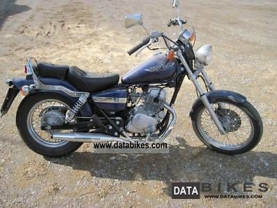Honda  CA 125 Rebel 1995 Chopper/Cruiser photo