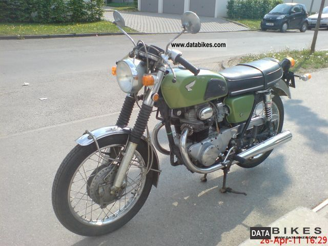 Honda  CB 250 K0 collection resolution 1968 Vintage, Classic and Old Bikes photo