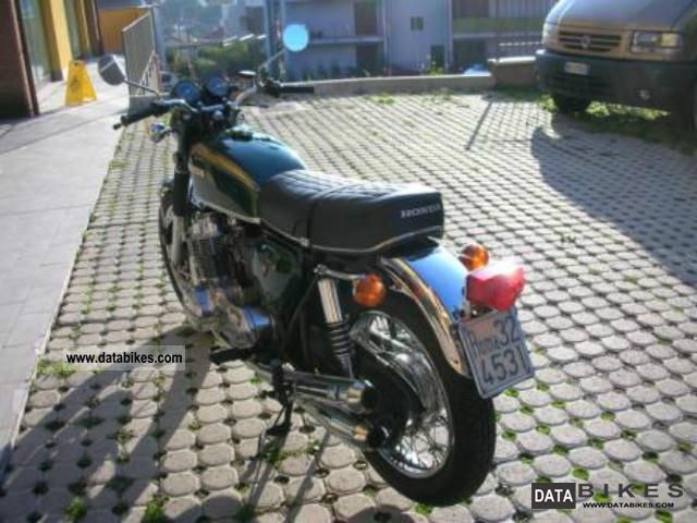 Honda  Others 750 k1 STORICA 1972 Vintage, Classic and Old Bikes photo