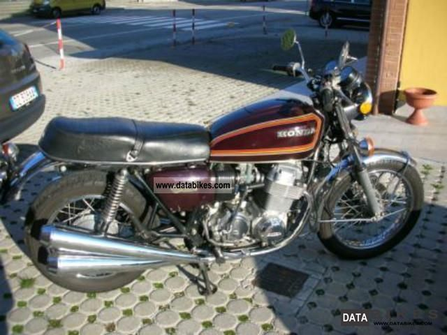 Honda  Others Storica 750 K7 1977 Vintage, Classic and Old Bikes photo