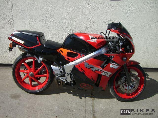 1995 Honda  VFR 400 R Motorcycle Racing photo