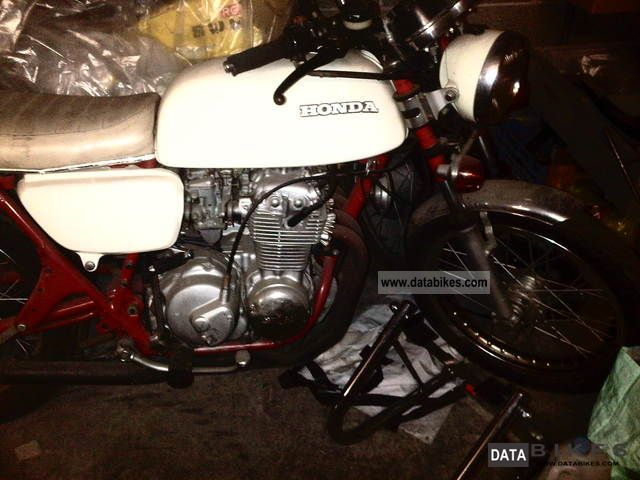 Honda  CB 350 FOUR 1974 Vintage, Classic and Old Bikes photo