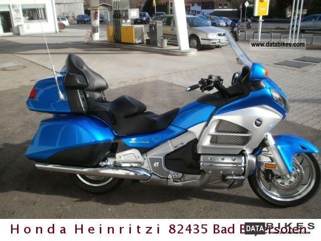 2012 Honda  Gold Wing Motorcycle Tourer photo