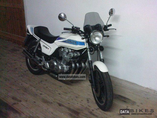 1980 Honda CB 750-F / RC-04