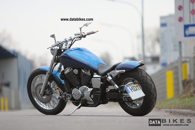 2000 Honda  Black Widow Motorcycle Chopper/Cruiser photo