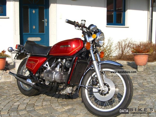 Honda  GL 1000 K1 2 hand org. Km 1978 Vintage, Classic and Old Bikes photo