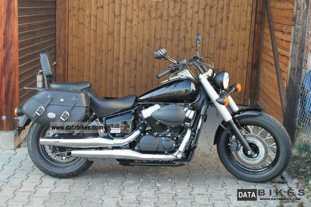 2011 Honda  VT750 \ Motorcycle Chopper/Cruiser photo
