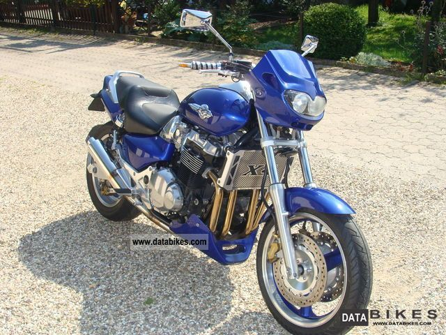 2000 Honda  X4 Motorcycle Motorcycle photo