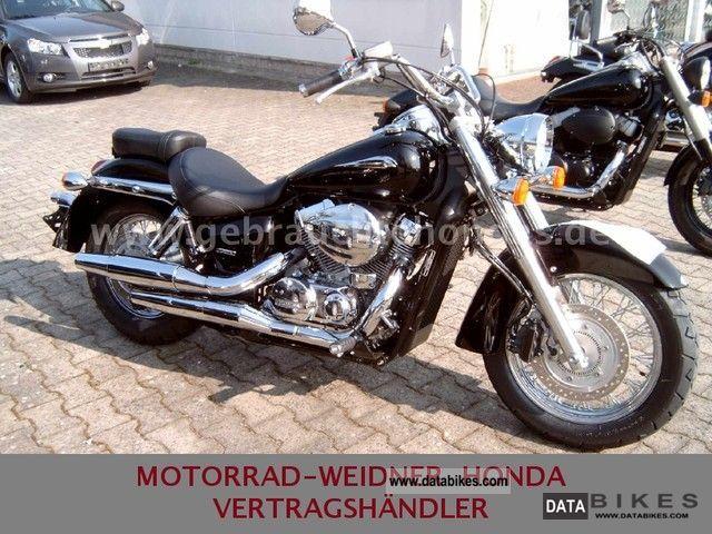 2012 Honda  VT750C SHADOW Motorcycle Chopper/Cruiser photo