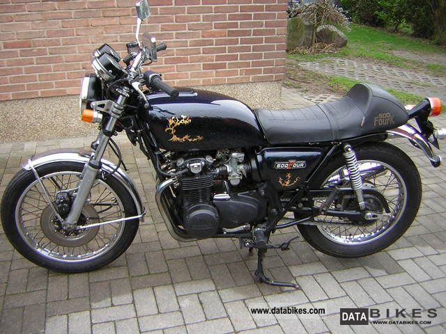 Honda  CB550K 1978 Vintage, Classic and Old Bikes photo