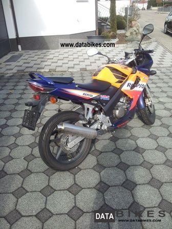 2005 Honda  Repsol Motorcycle Motorcycle photo