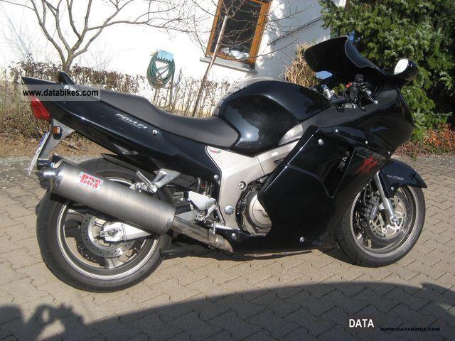 2000 Honda  1100 XX Super Blackbird Motorcycle Sport Touring Motorcycles photo