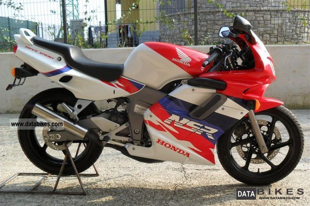 1995 Honda  NSR 125 R '95 Motorcycle Sports/Super Sports Bike photo