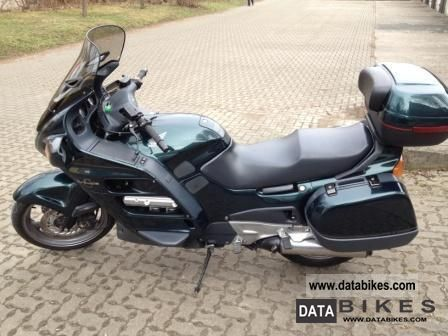 1998 Honda  Pan European Motorcycle Motorcycle photo