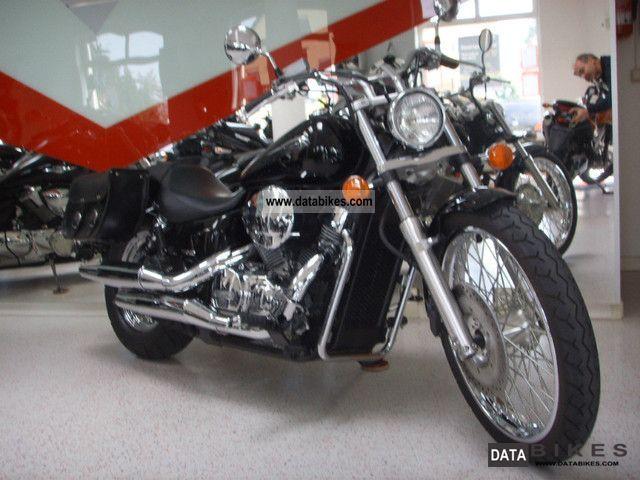 2007 Honda  VT750C2 Motorcycle Chopper/Cruiser photo