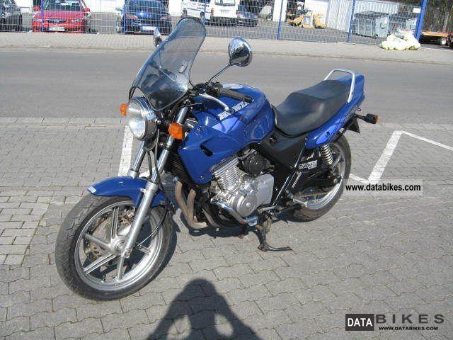 1993 Honda  CB500 PC26 Motorcycle Naked Bike photo