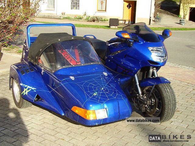 1999 Honda  Beringer 1100 XX Orion GTX Motorcycle Combination/Sidecar photo