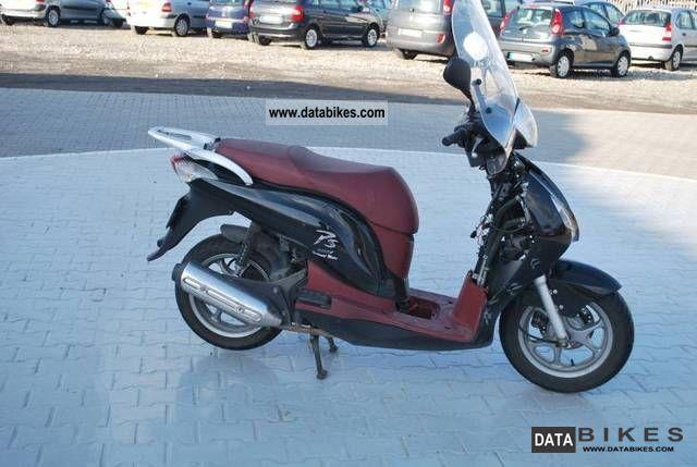 honda pes 125: