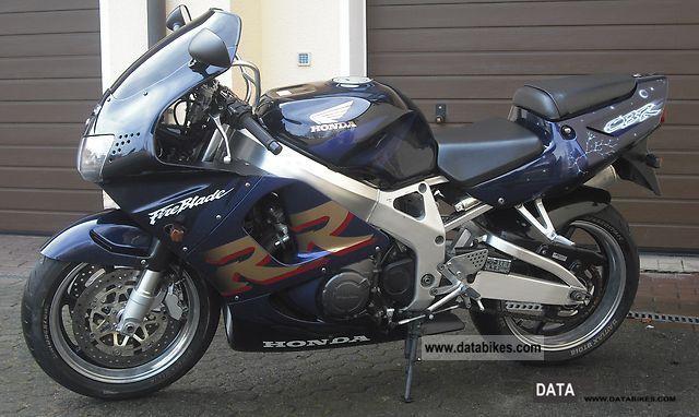 1999 Honda  Sc 33 Motorcycle Sports/Super Sports Bike photo