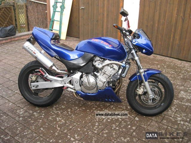 1999 Honda  600 F Big Bike Motorcycle Motorcycle photo