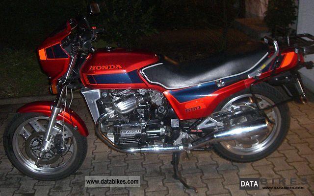 Honda  CX 650 E 1986 Tourer photo