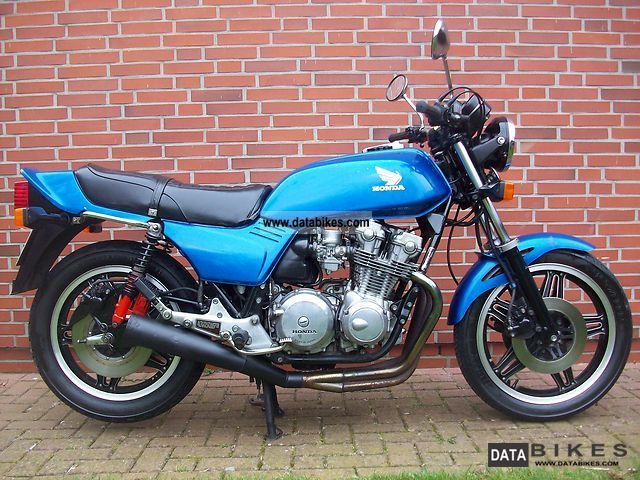 1981 Honda  Bol d'Or RC04 Motorcycle Naked Bike photo