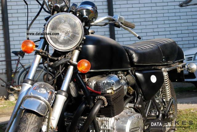 Honda  cb 750 F0 1975 Vintage, Classic and Old Bikes photo