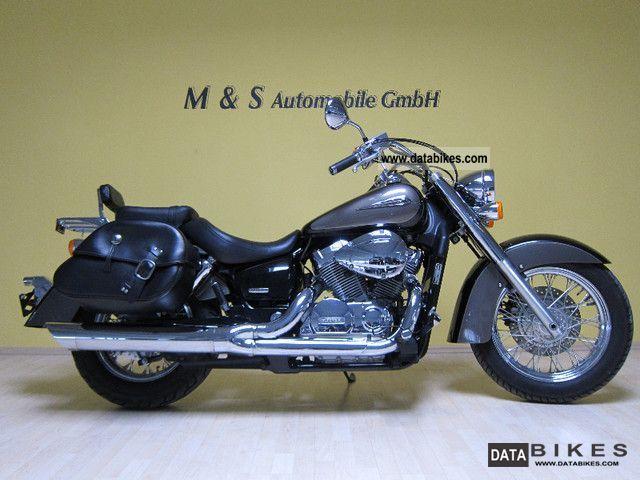 2007 Honda  VT 750 Shadow Motorcycle Chopper/Cruiser photo