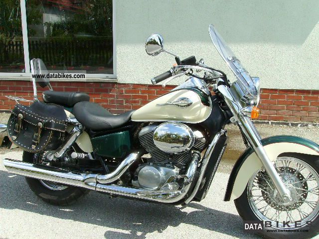 1997 Honda  vt 750 Motorcycle Chopper/Cruiser photo