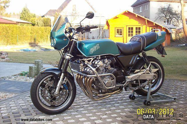 1981 Honda  CBX 1000 (CB1) manufacturing year: .79 \ Motorcycle Sports/Super Sports Bike photo