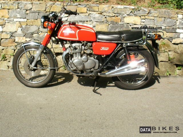 Honda  350 Four 1974 Vintage, Classic and Old Bikes photo