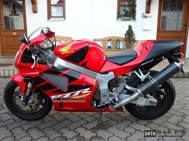 Vtr Sp1 Exhaust 2002 Honda Vtr Sp1