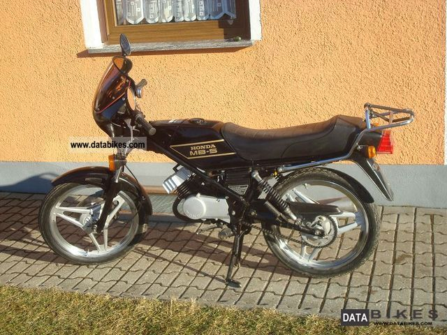 1975 Honda  50 MB Motorcycle Motor-assisted Bicycle/Small Moped photo