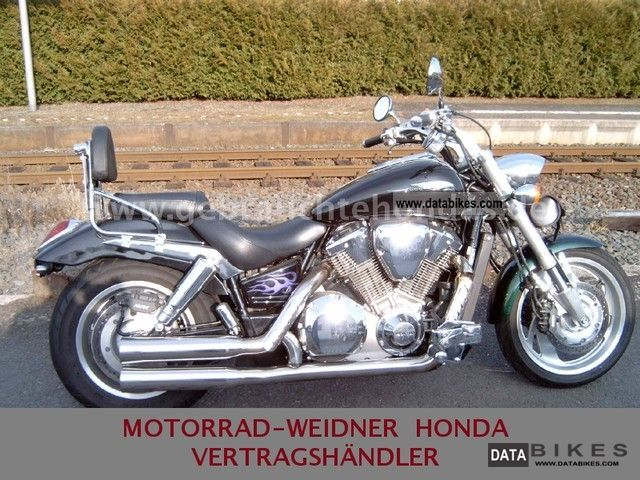 Honda  VTX1800 ONLY * 3500 km * CONVERSION * 1.Hand * 2004 Chopper/Cruiser photo