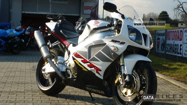 2002 Honda  SP 2 Motorcycle Sports/Super Sports Bike photo