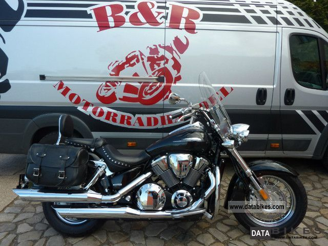 2012 Honda  VTX 1800 R Classic VOLLAUSSTATTUNG Motorcycle Chopper/Cruiser photo