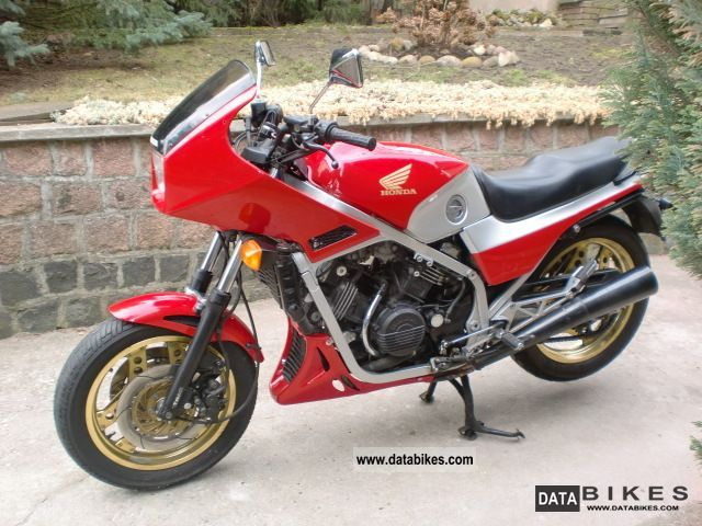 1983 Honda  VF 750 Motorcycle Motorcycle photo