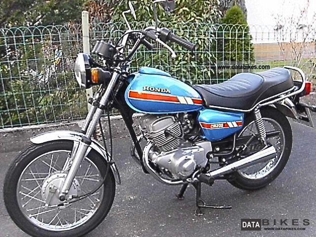 1986 Honda  CM 200 T (CM 185 T CM 200T) Motorcycle Chopper/Cruiser photo