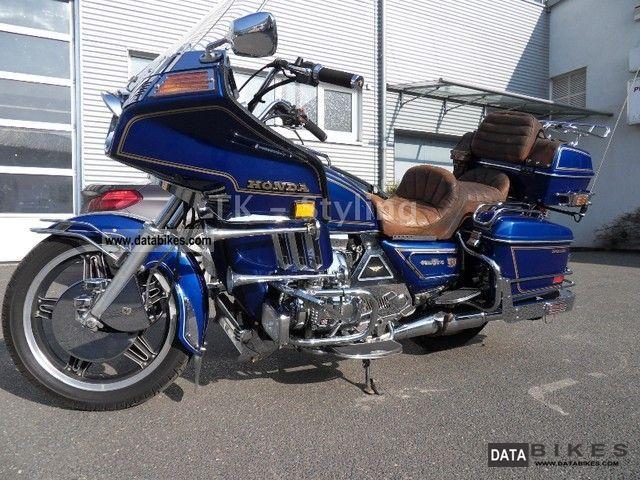 Honda  Gold Wing GL 1100 \ 1981 Chopper/Cruiser photo