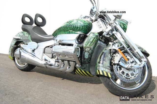 2004 Honda  RUNE Motorcycle Chopper/Cruiser photo