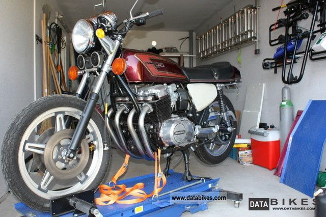 Honda  CB 750 four F2 1979 Vintage, Classic and Old Bikes photo