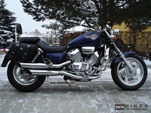 Honda  VF 750C RC43 1993 Chopper/Cruiser photo