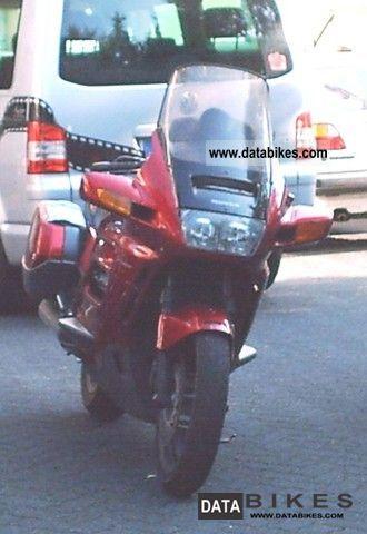 1992 Honda  ST 1100 Motorcycle Tourer photo