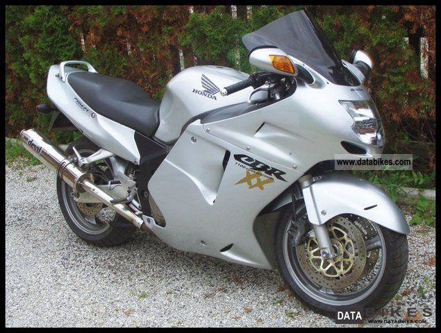 2002 Honda  1100 Cbr xx Blacbird Motorcycle Other photo