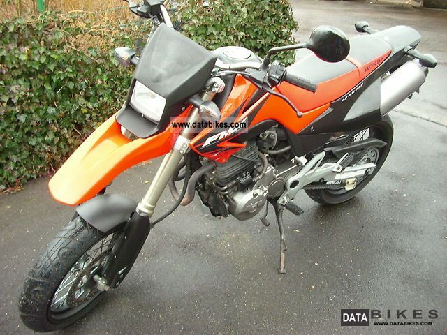 2006 Honda  fmx Motorcycle Sports/Super Sports Bike photo