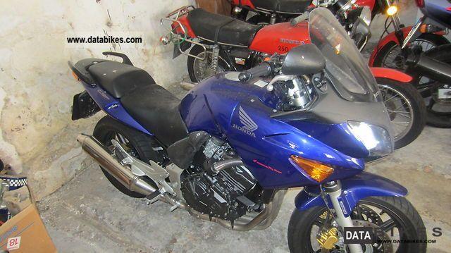 Honda  CBF 2004 Motorcycle photo