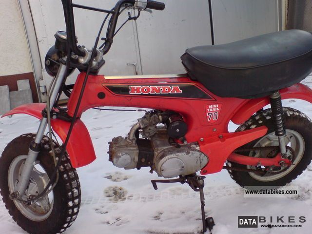 Honda Bikes and ATV's (With Pictures)