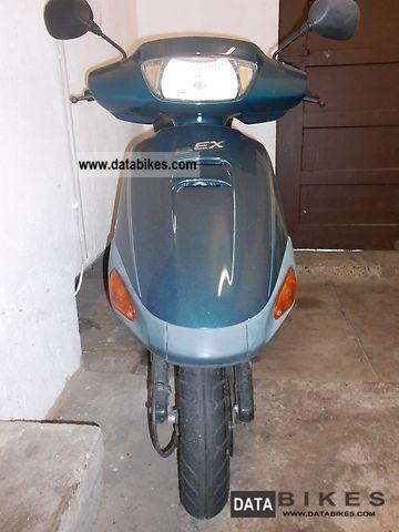 Honda  Bali 1997 Scooter photo